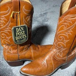 Dan Post men's cowboy boots